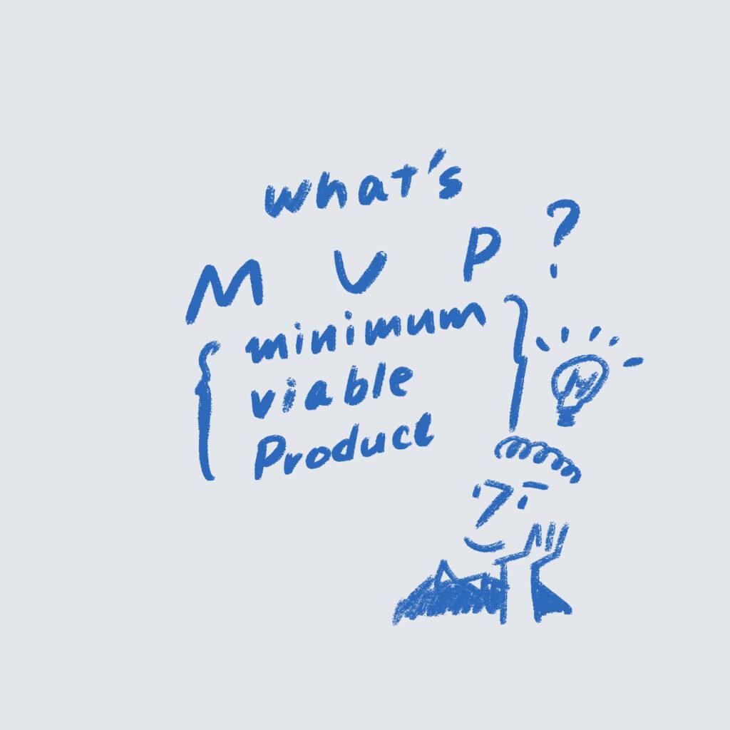 whats MVP minimum viable product